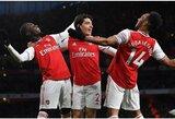 """""""Arsenal"""" žaidėjai susitiko susimažinti algas su viena sąlyga"""