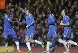 """F.Torreso vedamas """"Chelsea"""" įveikė G.Arlauskio klubą, """"Tottenham"""" namuose neįveikė Šveicarijos čempionų"""