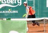 R.Vžesinskis Lenkijoje iškovojo ATP vienetų reitingo tašką, L.Mugevičius savo pasirodymą baigė