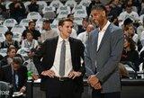 """""""Spurs"""" asistentas gali tapti I.Brazdeikio treneriu"""