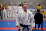 Europos čempionatą lietuviai pradėjo iškovodami visų spalvų medalius