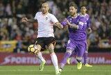 """Oficialu: """"Valencia"""" už 16 mln. eurų išpirko S.Zazą sutartį"""