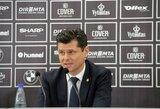 LFF prezidentu perrinktas T.Danilevičius