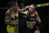 """""""UFC 237"""" algos: J.Andrade uždirbo daugiau už R.Namajunas, A.Silva visus pranoko beveik trigubai"""