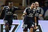 """""""Lyon"""" klubui tašką išplėšė Rafaelis"""
