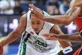 Vieningosios lygos mėnesio žaidėjas – į NBA siekiantis sugrįžti A.Goudelockas