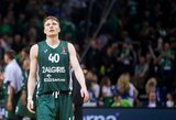 """""""Žalgirio"""" lietuviai – tarp reikšmingiausių Eurolygoje"""