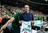A.Karnišovas dar nėra apsisprendęs dėl trenerio ateities