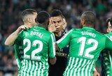 Ispanijoje futbolas bus žaidžiamas be žiūrovų: vienas klubas nukentės labiausiai