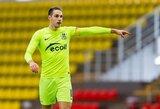 """""""Riterių"""" kapitonu išrinktas D.Barauskas: """"Mūsų komanda puikiai sukomplektuota"""""""