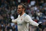 """G.Bale'o agentas: """"Jis neturi aiškintis dėl ankstyvo išvykimo iš """"Real"""" rungtynių"""""""