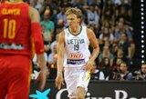 Lietuviai draugiškų rungtynių ciklą pradėjo nesėkme Ispanijoje