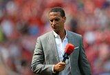 """Rio Ferdinandas tiki, jog """"Liverpool"""" gynėjai nėra pakankamai geri"""