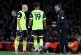 """Palieka skęstantį laivą: D.Wagneris atsisveikino su """"Huddersfield"""""""