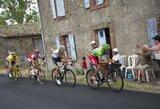 """Antrasis """"Tour of Beijing"""" dviračių lenktynių etapas lietuviams nebuvo sėkmingas"""