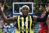 """""""Fenerbahce"""" artėja prie Turkijos čempionų titulo"""