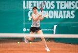 """J.Mikulskytė """"UTR Pro Match Series"""" turnyre įsirašė 21-ą pergalę"""