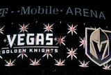 Pirmoji Las Vegaso profesionali komanda: paaiškėjo naujos NHL ekipos pavadinimas ir logotipas