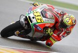"V.Rossi: ""Ducati"" turi daugiau potencialo"""