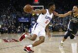 """Sužibėjęs gynėjas paliko """"Clippers"""" ir liko nieko nepešęs"""