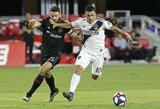 """Z.Ibrahimovičius perspėjo """"Galaxy"""" nepriprasti prie Ch.Pavono: """"Jis per geras MLS lygai"""""""