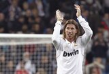 """S.Ramosas: """"Negalvojame apie """"El Clasico"""", nes dabar mūsų laukia """"Bayern"""""""
