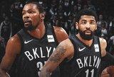 """NBA žaidėjas: """"Mes vasario mėnesį žinojome, kur žais Durantas ir Irvingas"""""""