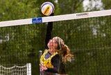 Lietuvos paplūdimio tinklininkės nepasinaudojo gera galimybe patekti į pasaulio jaunimo čempionato ketvirtfinalį