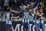 """Tobulas """"Hertha"""" sezonas tęsiasi – trečia pergalė iš trijų"""