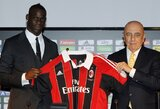 "A.Galliani: ""M.Balotelli – mūsų L.Messi"""