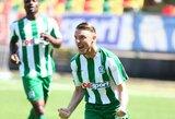 """UEFA Europos lygos burtai: """"Žalgirio"""" laukia futbolo nykštukai, """"Stumbras"""" susitiks su Kipro vicečempionais (papildyta)"""
