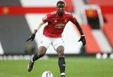 """""""Man United"""" pasinaudojo specialia sąlyga ir pratęsė kontraktą su P.Pogba"""