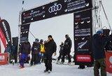 Europos snieglenčių sporto taurės etape Olandijoje dalyvavo du lietuviai
