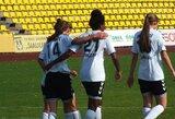 Šiaulių komandos šventė pergales moterų A lygoje