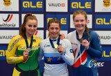 M.Marozaitė iškovojo antrąjį sidabro medalį Europos jaunimo čempionate