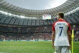 Ką po pralaimėjimo pasaulio čempionate finale kalbėjo Kroatijos rinktinės žaidėjai?