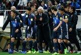 Japonija ir Iranas sparčiai artėja link pasaulio čempionato
