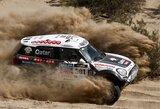 N.Roma neužleidžia Dakaro ralio lyderio pozicijos, B.Vanagas pateko į 40-uką