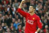 """""""Man United"""" vertė po C.Ronaldo įsigijimo išaugo 306 mln. JAV dolerių, """"Man City"""" jaučiasi įžeisti"""