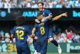 """Įdomioji statistika: """"Real"""" po daugiau nei dviejų metų pertraukos Ispanijoje aplenkė """"Barceloną"""""""