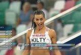 D.Kilty prestižinėse Europos ir JAV rinktinių varžybose užėmė trečią vietą