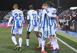 """Ispanijoje – """"Leganes"""" pergalė prieš """"Levante"""""""