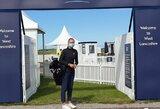 Pirmą kartą lietuvė žais neoficialaus pasaulio golfo mėgėjų čempionato atkrintamosiose varžybose
