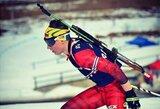 Lietuvos vaikinų biatlono rinktinė pasaulio jaunių čempionate – 17-a
