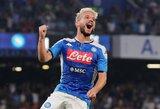 "D.Mertenso dublis įtvirtino ""Napoli"" pergalę prieš ""Sampdoria"""