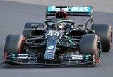 "Eifelio GP: L.Hamiltonas pavijo M.Schumacherį, K.Raikkonenas pagerino visų laikų rekordą, ""Renault"" pilotas po 9 metų lipo ant podiumo"
