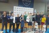 Geriausių Lietuvos stalo tenisininkų turnyre – K.Riliškytės ir A.Udros triumfas