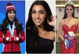 """Netikėtas olimpinės čempionės sprendimas: sieks vietos """"Mis Pasaulis"""" konkurse"""