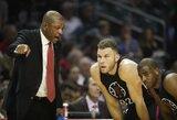 """""""Cavaliers"""" sprendimas supykdė """"Clippers"""" komandos sirgalius"""
