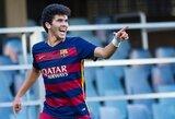 """""""Barcelona"""" akademijoje auga L.Messi pamaina"""